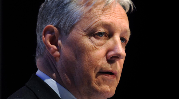 Peter Robinson said that if the Welfare Reform Bill was not passed, Westminster must legislate over Sinn Fein's head