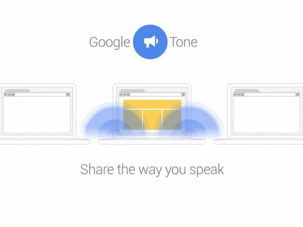 The tool is a response to the fact that sharing things with people who are sat next to you has actually got harder as technology has developed, Google said
