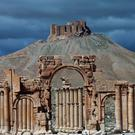 A file picture taken on March 14, 2014 shows a partial view of the ancient oasis city of Palmyra AFP PHOTO/JOSEPH EIDJOSEPH EID/AFP/Getty Images