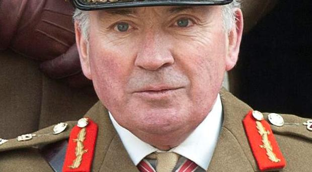 Former head of the Army, General Lord Dannatt,has called on the Government to