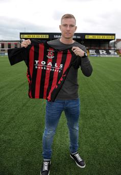 Back home: Andrew Mitchell has signed up at Seaview