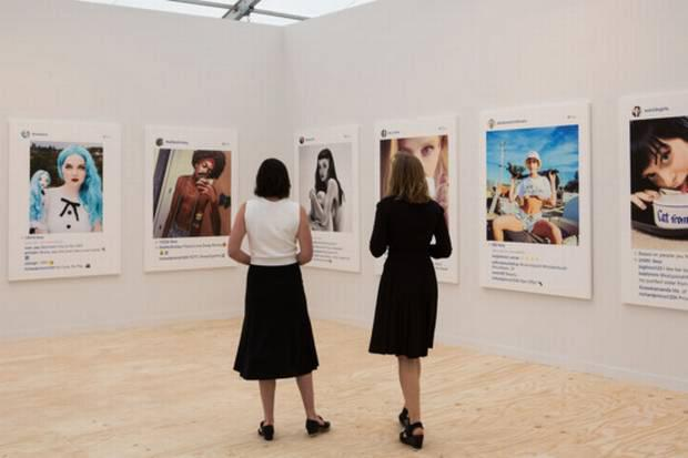 Artist Richard Prince's latest exhibition has made hundreds of thousands of dollars but the photographers whose images he took will receive nothing