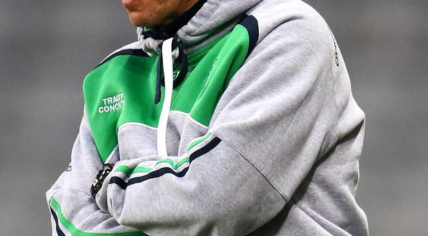 Hitting out: Pete McGrath criticised fixture scheduling