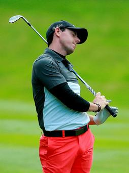Rory McIlroy insists that his role as tournament host won't affect his performances