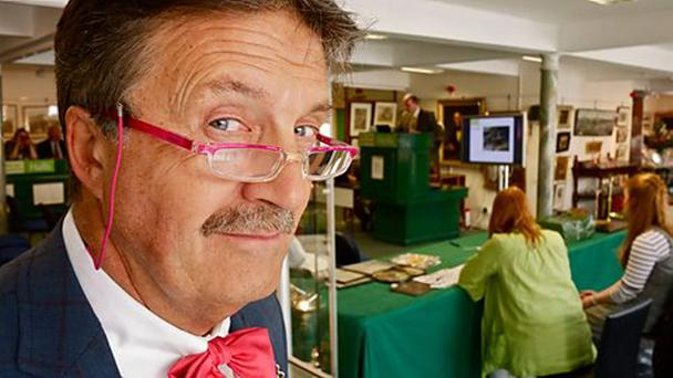 Bargain Hunt Antiques, Art and Collectibles Fair, Greyabbey, Co.Down, June 1. Join Tim Wonnacott and other art dealers for a special day of antiques in Greyabbey. Two teams will go head to head and visitors can enjoy the fun atmosphere whilst browsing the stalls of porcelain, furniture, silver, original paintings, vintage clothing and more.