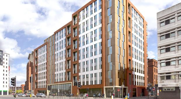 Co Tyrone property developer McAleer and Rushe has announced two major student housing developments bringing more than 1,200 new rooms to Belfast