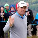 Padraig Harrington is heading for the Turkish Airlines Open