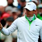 Rory McIlroy failed to make it through to the weekend stage of the Irish open for the third year in a row