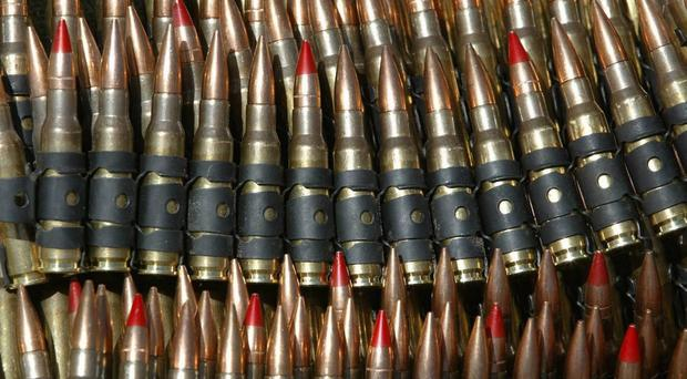 Thousands of weapons may still be cached in secret Official IRA