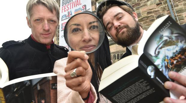 The fifth Belfast Book Festival, 8-14th June, will showcase some of the biggest names in the literary world from home and aboard at the Crescent Arts Centre and across the city. For further details visit belfastbookfestival.com