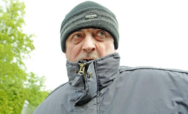 Convicted rapist Eamon Foley was jailed for 16 years for the gruesome sex attack. File picture by Justin Kernoghan