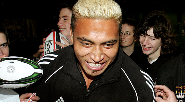 Tributes: the late Jerry Collins