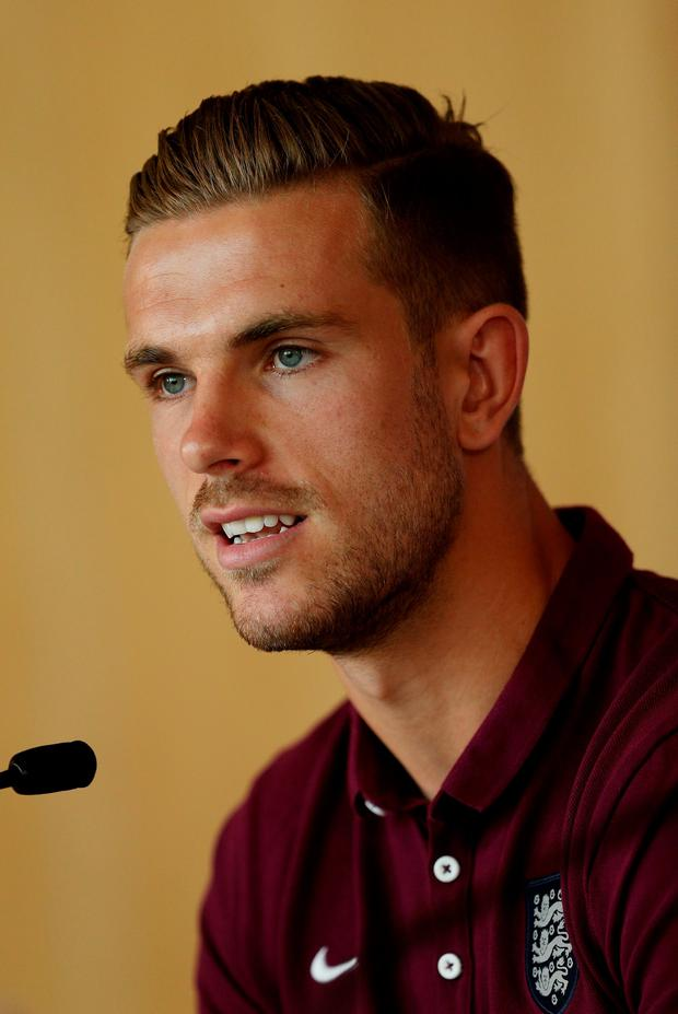 Big future: Jordan Henderson wants to challenge for titles