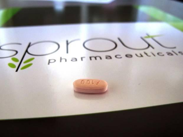 Flibanserin works by stimulating arousal in the brain, manufacturers claim