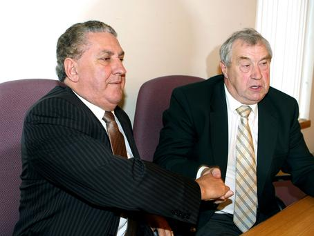 Shake: Ex-IFA Presidents Jim Boyce and Raymond Kennedy