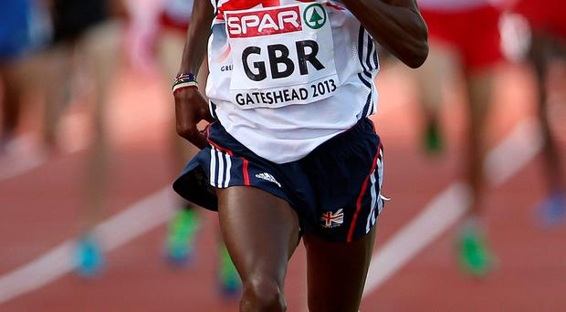 Highly decorated: Mo Farah is a current World, Olympic and Euro champion