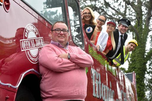 The National Lottery has revealed the top 5 lucky professions, based on the numbers of millionaires created, with the help of former bus driver and National Lottery millionaire Peter Lavery from east Belfast.