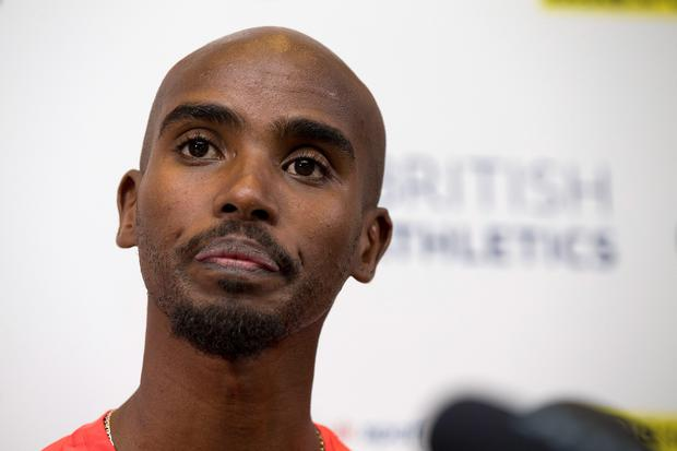 Mo Farah has been