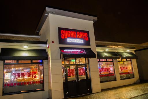 Fab feasts: Sugar Ray's has something for everyone with an extensive menu.