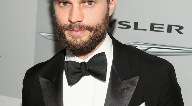 Star role: Jamie Dornan