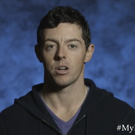 Rory in his video to launch The Open competition