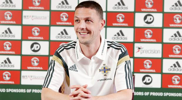 So close: Chris Baird excited for European qualification