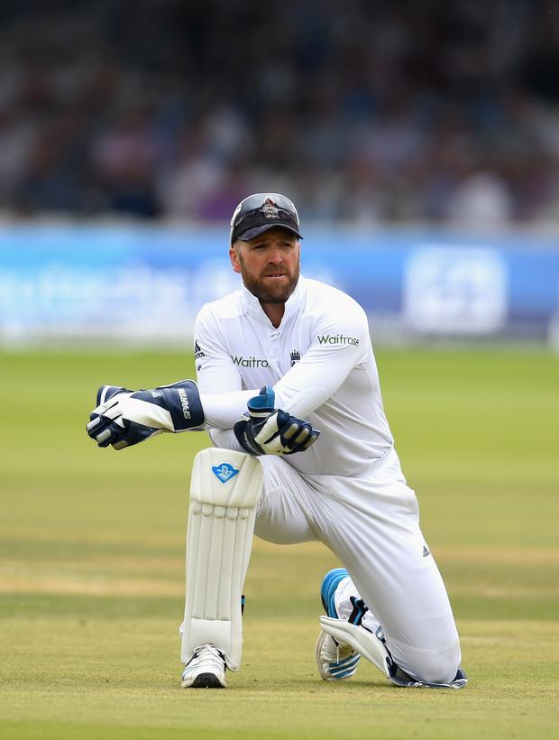 Early exit: Matt Prior retires at the age of 33