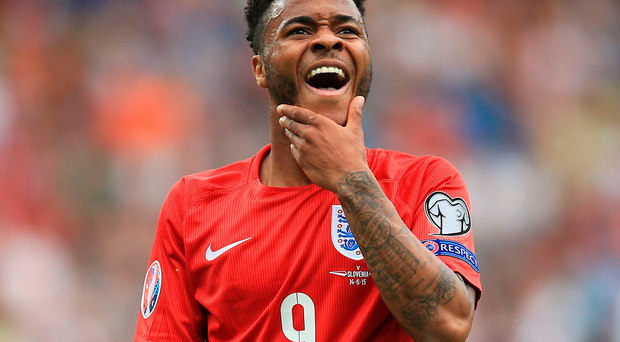 20-year-old Sterling is expected to finish out his contract at Liverpool.
