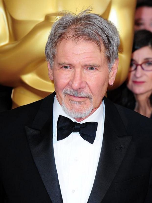 Vote: Harrison Ford