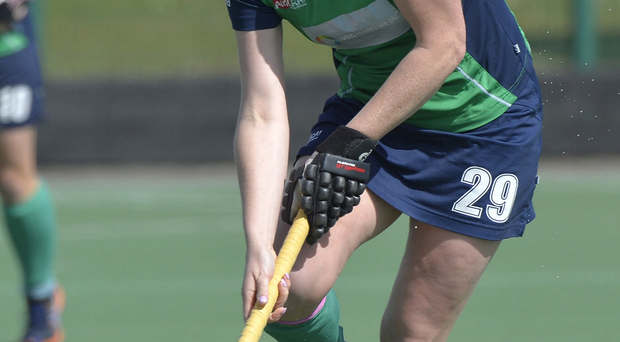 New chapter: Kate Dillon won 50 caps for Ireland