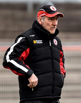 Mickey Harte faces a few selection decisions before Tyrone's showdown with Limerick