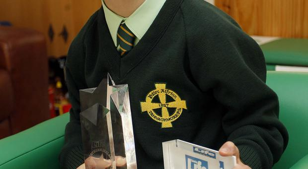 Sunday Life Spirit of Northern Ireland Awards overall winner Jay Beatty. Pic: Aidan O'Reilly/Sunday Life.