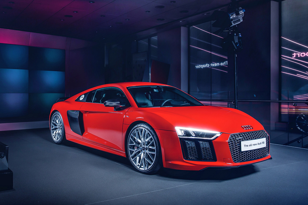 Audacious and curvaceous, many will not see the beauty of the Audi R8.