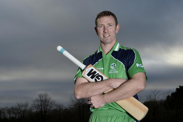 Lifelong memories: Andrew White says playing in two World Cups for Ireland was a remarkable experience
