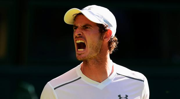 Andy Murray might have become even more hot and bothered if Kukushkin had taken his chances at the end of the second set