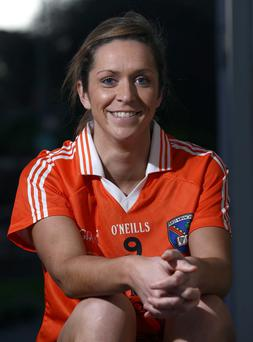 Caroline O'Hanlon helps make up an experienced Armagh team