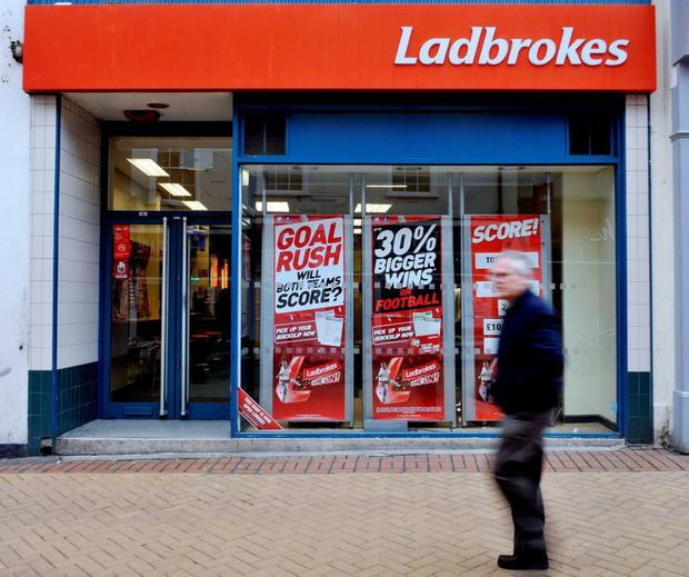 Labrokes customer lost out on 20,000 horse bet after a systems error prevented bet being placed in time.