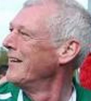 Sad loss: Reds physio Brendan Lynch has died, aged 55