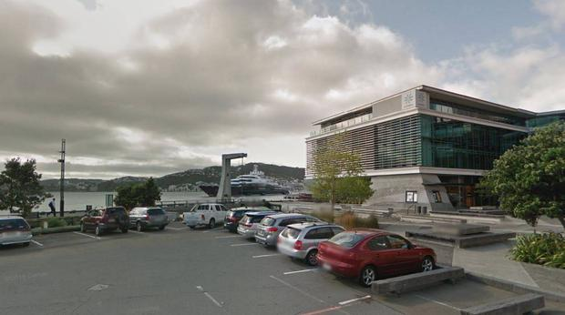 Finbarr Clabby's body was found at Wellington Harbour at 10.46am yesterday local time