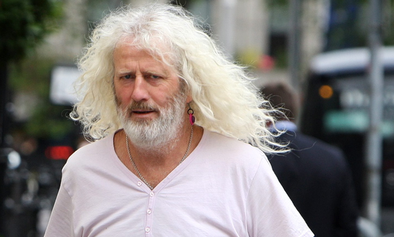Mick Wallace, independent deputy for Wexford, said the Dail that a Northern Ireland politician was to benefit from £7 million diverted to a bank account in the Isle of Man. Pic: Tom Burke.