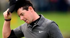 'Disappointment at being denied the hyped up battle of McIlroy versus Jordan Spieth at St. Andrews is understandable, but what his detractors think the Holywood star should be allowed to do with his free time remains unclear'