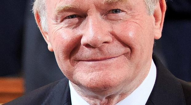 Martin McGuinness is one of dozens of former MPs who have been granted privileged access to Parliament
