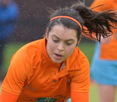 Opportunity: Kerri McDonald has been called up by Ireland