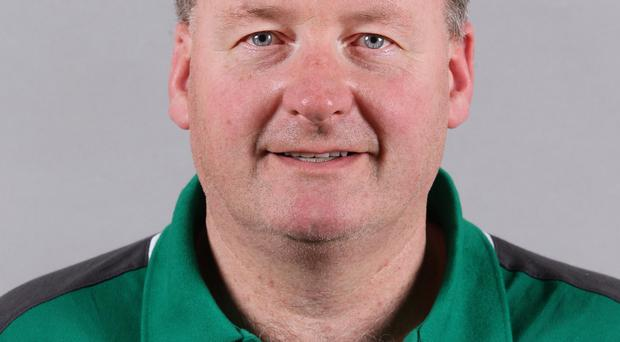 Ulster Women's new coach Philip Doyle