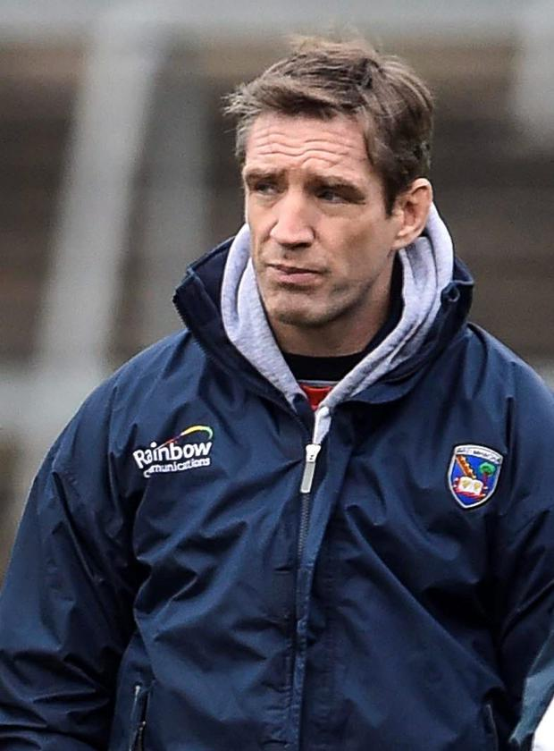 Armagh manager Kieran McGeeney: 'I've said before that we needed to be getting more than 12 or 13 points if we hoped to win championship matches, we again conceded a sloppy goal and we gave the ball away too much'