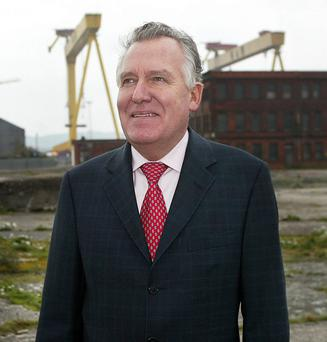 Former Secretary of State Peter Hain