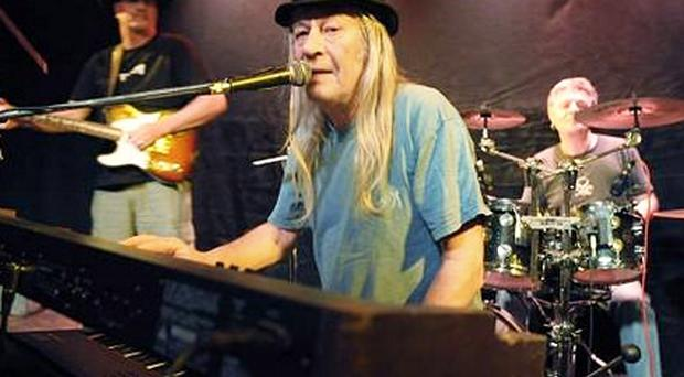 Eric Wrixon (29 June 1947 13 July 2015 was a musician from Belfast, Northern Ireland, and a founding member of Them and Thin Lizzy