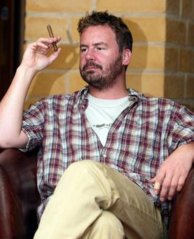 Conall Morrison director and Producer of the Play Ghosts at the Lyric Belfast