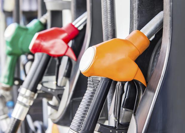 Local motorists could be filling up at pumps charging just £1 a litre this summer - if they are on holiday on the Continent