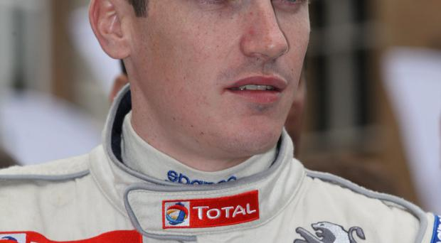 Craig Breen has a 21 point lead at the top of the European championship
